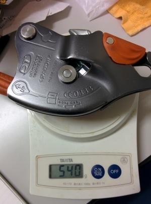 sparrow 重さ540g