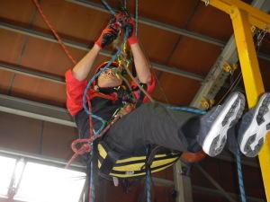 ロープ講習